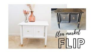 Flea Market FLIP #DIY