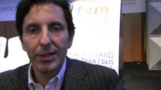 Youtube: Intervista a Luca Pacitto, World Communication Forum 2013