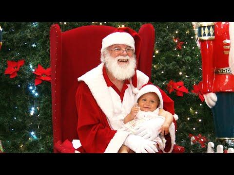 Profissão Papai Noel! Conheça seu Armando, que incorpora o bom velhinho há quatro anos