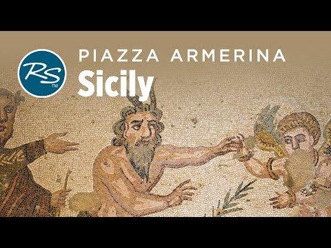 Piazza Armerina, Sicily: Villa Romana del Casale - Rick Steves' Europe Travel Guide - Travel Bite