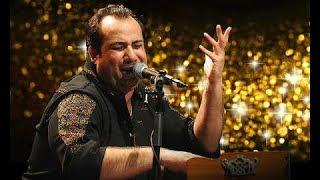 Mere Rashke Qamar Originally | Ustad Rahat Fateh Ali Khan | Live Concert