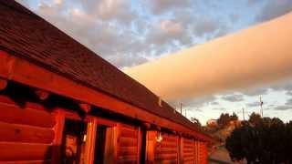 Cel mai ciudat nor pe care l-am vâzut în viața mea! :o