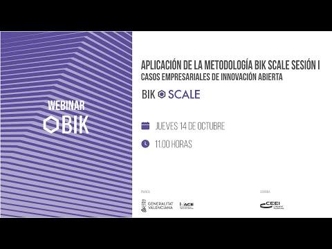 BIK Webinar: Aplicación de la metodología BIK Scale. Sesión 1[;;;][;;;]