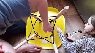 Сборка стула кухонного Ами-Мебель