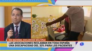 18122018 - TVE - Cerca de ti - Entrevista al neurólogo Miguel Hervás - Miguel Hervás García