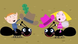 Ben and Holly's Little Kingdom Full Episode 🤠Cowboy Ben and Cowgirl Holly | 4K | Cartoons for Kids