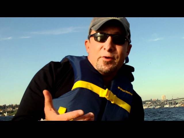 Singlehanded Sailing - Trimming the Jib