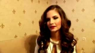 Bronislava Gregusova Miss Slovensko 2015 Contestant Introduction