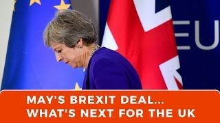 BREXIT deal reached? May prepares to turn UK into EU vassal state