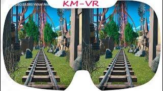 3D-VR VIDEO 53 SBS Virtual Reality Video