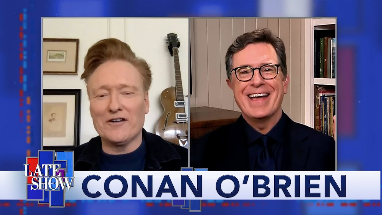 "Conan O'Brien: People In The Know Call Harvard ""The Vard"" thumbnail"