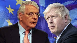 video: Brexit latest news: Sir John Major says Boris Johnson's reasons for proroguing Parliament cannot be true in Supreme Court intervention