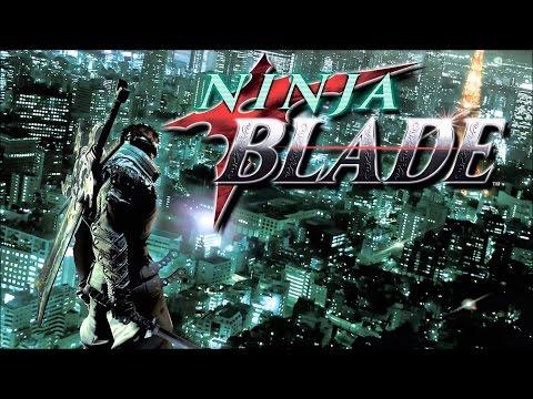 Ninja Blade Movie (All Cutscenes) 2009