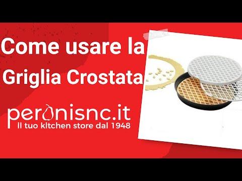 Come usare la Griglia per Crostate