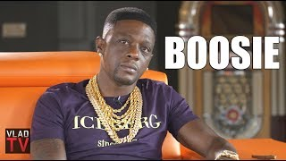 Boosie On Why He Disciplines His Kids With A Good Old Fashioned Ghetto Whoopin (Part 2)