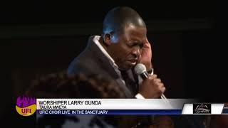 Taura Mweya (Speak Holy Spirit)  UFIC Choir Feat Worshiper Larry Gunda