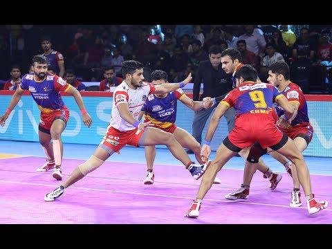 Pro Kabaddi 2019 Highlights: UP Yoddha vs Haryana