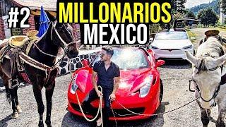 LOS MILLONARIOS DE MEXICO Y SUS EXCENTRICIDADES 😱💸