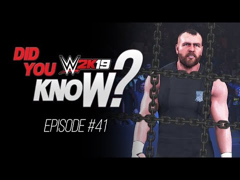 WWE 2K19 Did You Know? The Shield Chamber Entrances, Kofi Singles Tron & New Animations (Episode 41)
