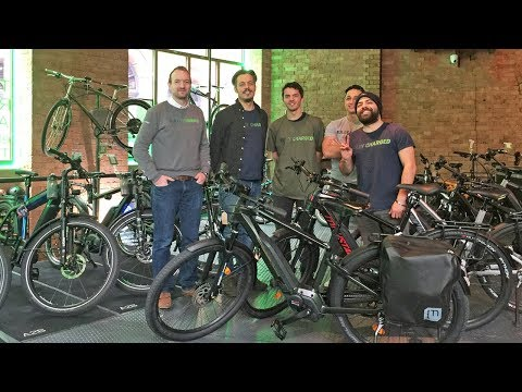 Fully Charged - London Electric Bike Shop