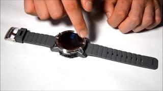 Nixon Misson - Smartwatch.de Unboxing [DEUTSCH]