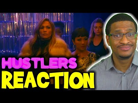 Hustlers - Trailer Reaction & Review