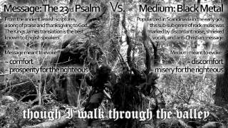 BlackMetal 23rd Psalm