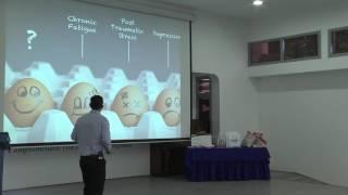 Conferencia graduados - Universidad de Ibagué 2016