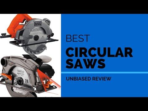 10 Best Circular Saws With Price 2019: Top 10 Circular Saw Reviews