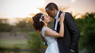 Love. Scenery. Magical : Shiro + Njeru Top Wedding Videographers