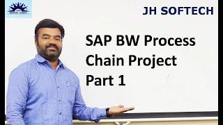 SAP BW Process Chain Project Part 1