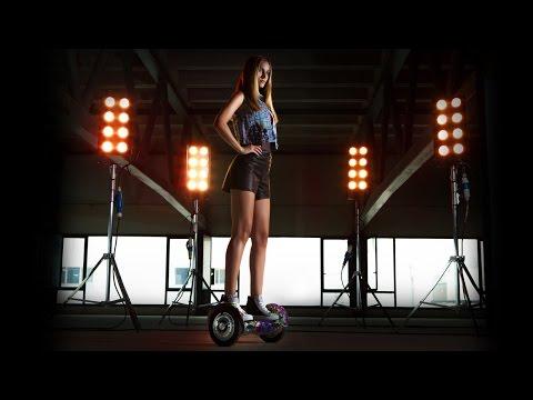 Patinete eléctrico iWay Plus Hip Hop IWat Motion