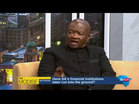 Have SA's financial institutions been run into the ground? Part 3