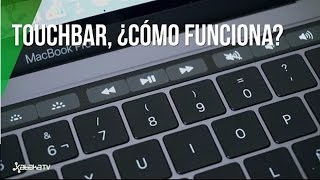 Así funciona la Touch Bar del nuevo MacBook Pro