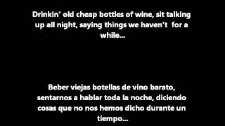The Script-For the first time lyrics/Español