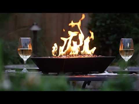 Westfalen Fire Pit - Oil Rubbed Bronze
