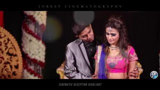 Beautiful Reception Highlight Malaysia - Vinod + Asotha by Jobest