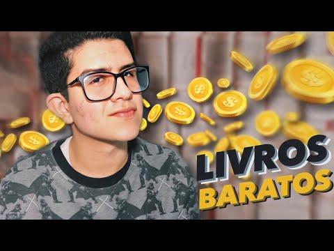 Dicas para comprar LIVROS BARATOS (até R$1,99)