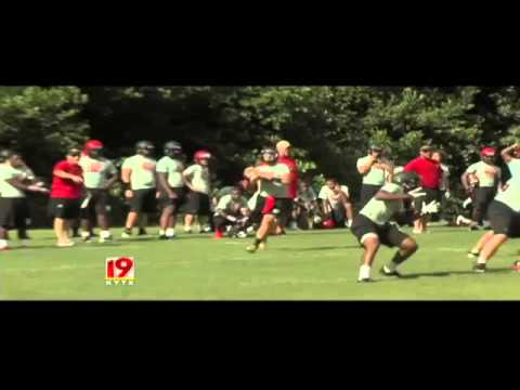 REL Football Begins Pre-Season Practice