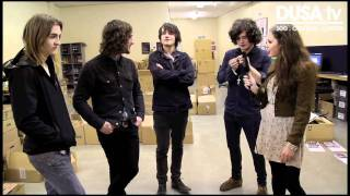 The View - Bread & Circuses Live in HMV Dundee 18.03.11 | DUSATV