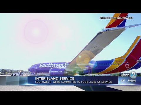 Travelers hoping for good prices, but Southwest Airlines interisland plans not specific