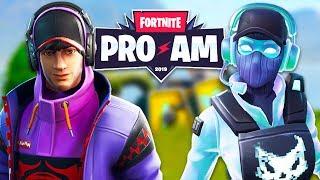 Fortnite Pro Am 2019 Charity Tournament Live!! (Fortnite Battle Royale)