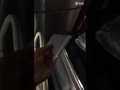 Meizu E2 leaks in a video showing a horizontal rear camera