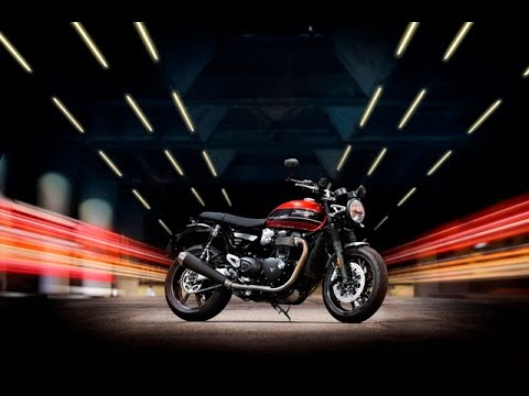 2020 Triumph Speed Twin 1200 in Shelby Township, Michigan - Video 2