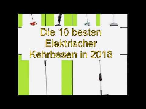Die 10 besten Elektrischer Kehrbesen in 2018