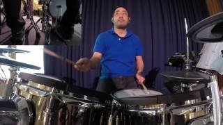 Live Drum Covers: Shine by Matt Redman