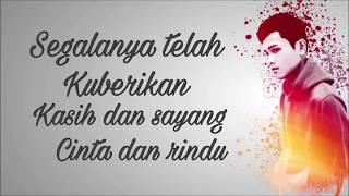 Tuah   Raja Dihati (Lyric Video)