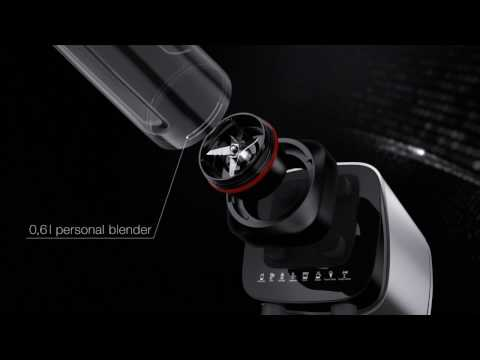 The Bianco - Volto Blender Incl. Tri-Set
