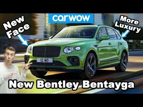 External Review Video ZNjLpH3q710 for Bentley Bentayga & Bentayga Speed Crossover SUV (Facelift 2020)