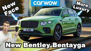 [carwow] New Bentley Bentayga 2021 - better than a Rolls-Royce Cullinan?